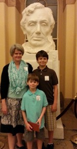 Beth Duncan Jack at Capitol